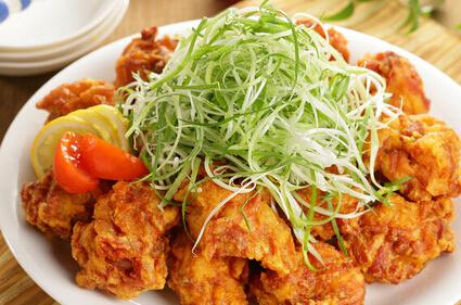蔥絲醬香酥雞
